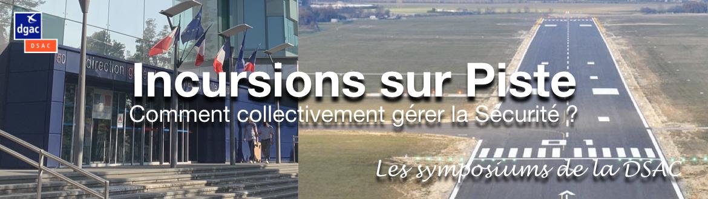 """Symposium DSAC """"Incursions sur Piste"""""""