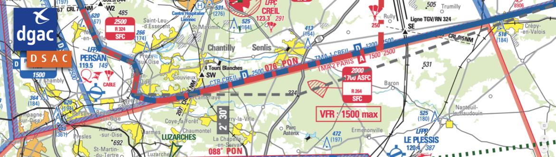 Reprise d'activité de la R-264 entre Le Plessis et Creil